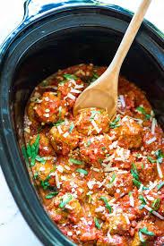 10 best slow cooker meatballs recipes for easy crock pot meatballs