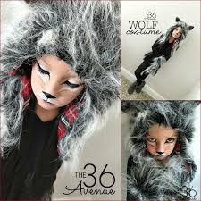 halloween costumes wolf costume the 36th avenue
