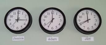 clocks becky clark author