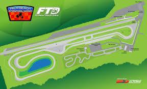 Palm Beach Map Palm Beach International Raceway Florida Track Days
