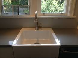 ikea barn style kitchen sink and faucet callaway plumbing and