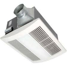 harbor breeze bath ventilator with light bath fans bathroom exhaust fans the home depot