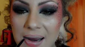 dulcecandy87 u0027s contest entry lady bug makeup tutorial youtube