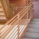 Wooden Banister Wooden Banister Rails Designs Guru