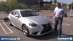lexus models 2014 2014 lexus is 350 test drive u0026 compact luxury sports sedan car