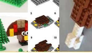 thanksgiving legos lego groundhog day building the family brick