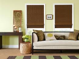 Blackout Cordless Roman Shades Create A Peaceful Ambient With Roman Shades Interior Design