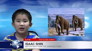 woolly mammoth isaac shin