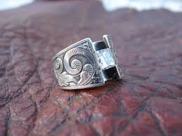 western wedding rings rodeo tales trails travis stringer western wedding