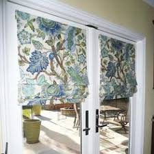 Diy Patio Doors How To Sew Shades For Doors With Links To