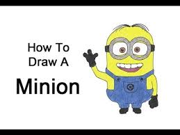 draw minion despicable