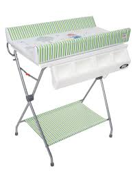 Foldable Change Table Jolly Jumper Folding Change Table With Bath Farmer Nursery