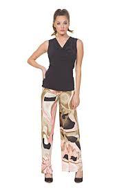 Draped Neckline Tops Sleeveless New Draped Neck Top Eva Varro Women U0027s Clothing And