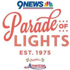 denver parade of lights 2017 9news parade of lights home facebook