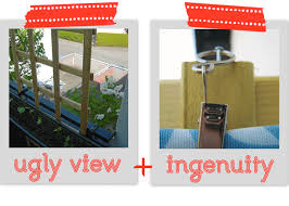 zuhause in germany easy balcony privacy screen diy