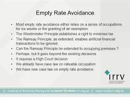 Westminster Council Tax Leaflet Business Rate Avoidance Ppt