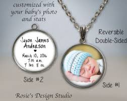 s day necklace with children s names baby weight necklace etsy