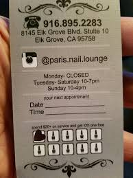 photos for paris nail lounge yelp