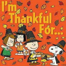 snoopy characters snoopy thanksgiving and