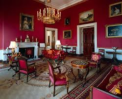 Interior Design White House Red Room White House Wikipedia