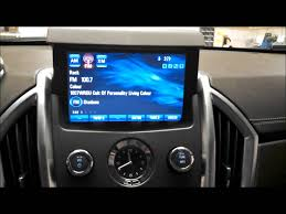 how to add factory gm pop up navigation to a 2010 2012 cadillac