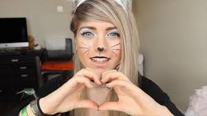 Cat Whiskers For Halloween Makeup by Halloween Makeup Tutorial Youtube
