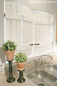 kitchen window covering ideas best 25 unique window treatments ideas on window