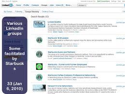 Starbucks Job Description For Resume by Starbucks Social Media Showcase