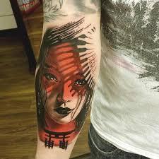 best forearm tattoos designs ideas for men women 43
