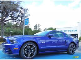 Ford Mustang 2014 Black 2014 Deep Impact Blue Ford Mustang Gt Cs California Special Coupe