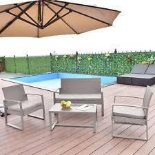 Ebay Wicker Patio Furniture Wicker Outdoor Furniture Sets Ebay