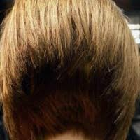 bob hairstyle cut wedged in back short wedge haircut styles weekly