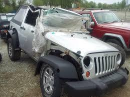 silver jeep rubicon 2007 wrangler 2 door silver