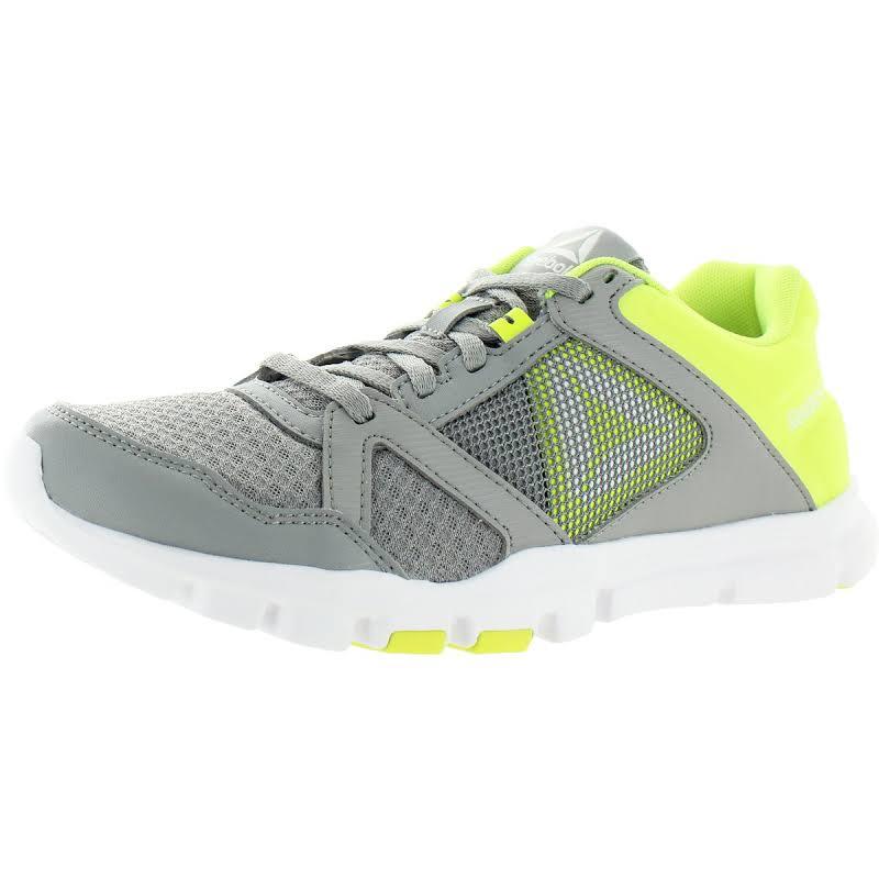 Reebok Yourflex Trainette 10 MT Sport Running, Cross Training Shoes Gray