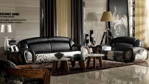 Luxury Leather Sofa Sets Living Room Captivating Living Room Leather Furniture Ideas