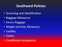 southwest baggage fees southwest airlines external environment ryan taylor todd