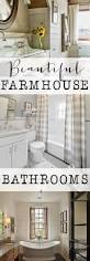 farmhouse bathrooms vintage farm joanna gaines and sinks