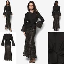 baju kurung moden zaman sekarang baju kurung moden kain songket fesyen trend terkini 2016 2017