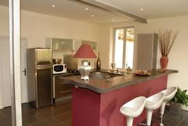 idee cuisine ouverte sejour cuisine ouverte sur salon avec cuisine cuisine ouverte sur