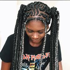 embrace braids hairstyles goddess braids hair inspiration essence com