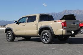 toyota trucks pickup truck of the year walk around 2016 toyota tacoma trd