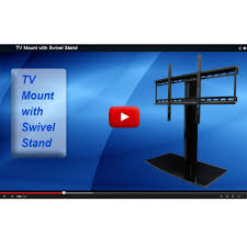 universal table top stand universal tabletop tv stand with swivel and height adjustable buy