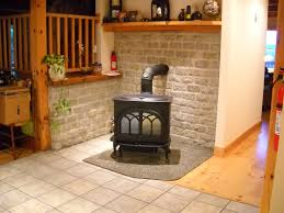 home design wood stove surround ideas interior intended for 81