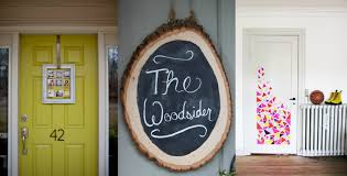 6 diy front door decor ideas to welcome your guests in style the