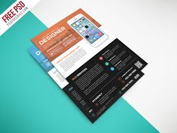 multipurpose mobile app flyer free psd template download