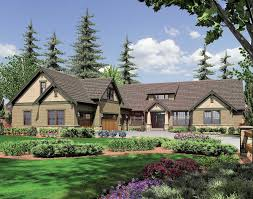 lodge style retreat 6975am architectural designs house plans