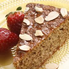 flourless honey almond cake recipe eatingwell