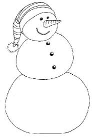 96 ideas coloring pages snowman emergingartspdx