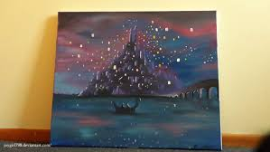 i see the light movie tangled i see the light speed painting on canvas youtube