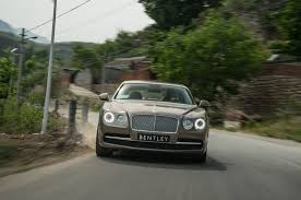 2018 bentley flying spur 2014 bentley flying spur first drive automobile magazine